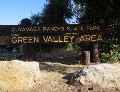 Cuyamaca Rancho State Park – Green Valley Campground – Horses Welcome