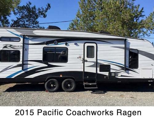 2015 Pacific Coachworks Ragen