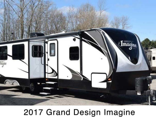 2017 Grand Design Imagine