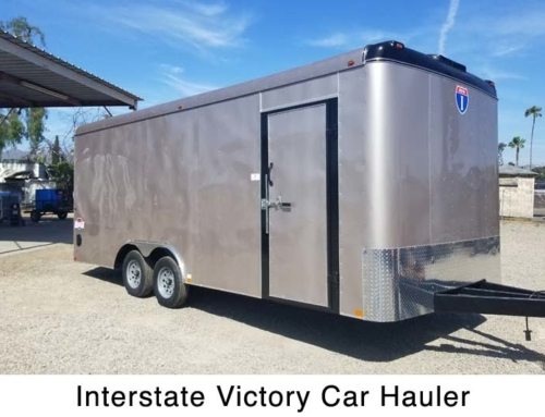 Interstate Victory Car Hauler